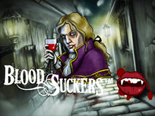 Автомат Blood Suckers в клубе Вулкан 777