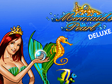Mermaid's Pearl Deluxe в клубе Вулкан 777